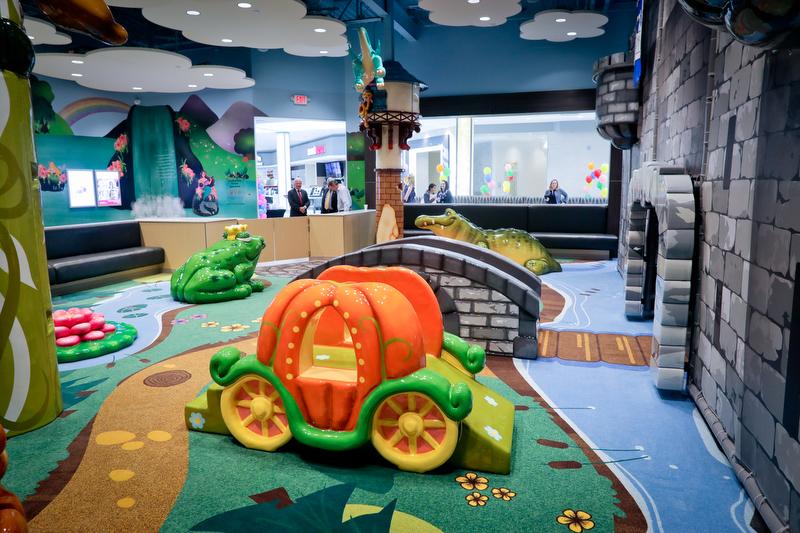 Kids Castle Lakeside Shopping Center New Orleans